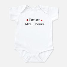 Future Mrs Jonas Infant Bodysuit
