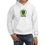 FOURNIER Family Crest Hooded Sweatshirt