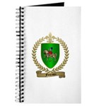 FOURNIER Family Crest Journal