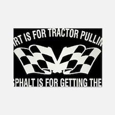 Tractors Rectangle Magnet