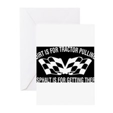 Tractors Greeting Cards (Pk of 10)