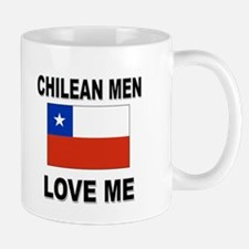 Chilean Men Love Me Mug