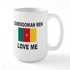 Cameroonian Men Love Me Mug