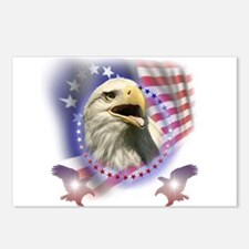 Colony Eagle Postcards (Package of 8)
