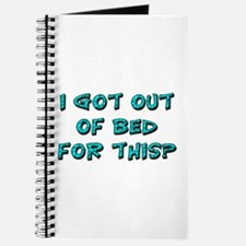 Out Of Bed Journal