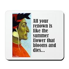 "Dante ""Your Renown"" Mousepad"