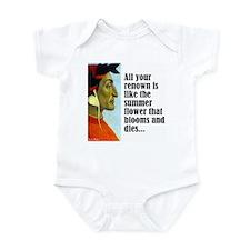 "Dante ""Your Renown"" Infant Bodysuit"