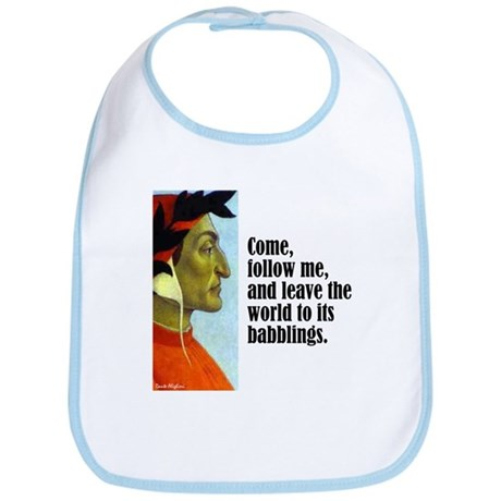 "Dante ""Follow Me"" Bib"