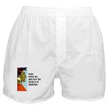 """Dante """"Follow Me"""" Boxer Shorts"""