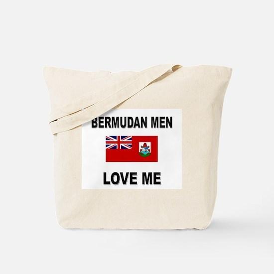 Bermudan Men Love Me Tote Bag