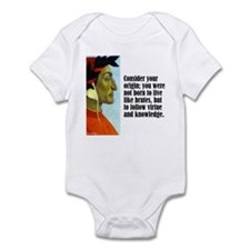 "Dante ""Your Origin"" Infant Bodysuit"