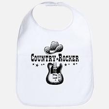 Country Rocker Bib