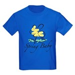 The Spring Baby Kids Dark T-Shirt