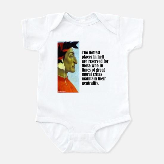 """Dante """"Hottest Places"""" Infant Bodysuit"""