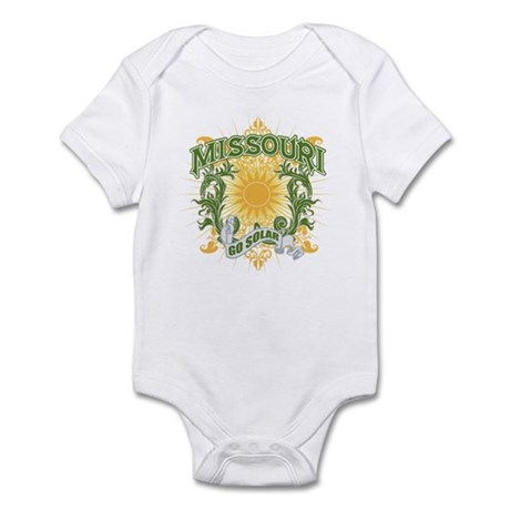 Go Solar Missouri Infant Bodysuit