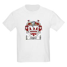 Joyce Coat of Arms Kids T-Shirt