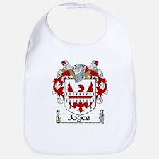 Joyce Coat of Arms Bib