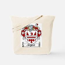 Joyce Coat of Arms Tote Bag