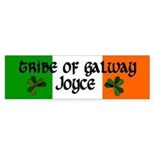 Joyce Tribe of Galway Bumper Bumper Sticker