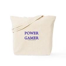 Power Gamer Tote Bag
