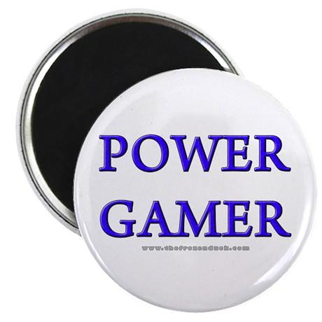 """Power Gamer 2.25"""" Magnet (10 pack)"""