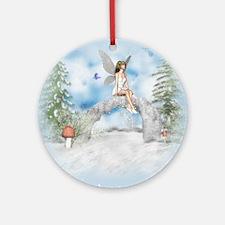 Winter Wonder Ornament (Round)