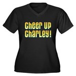 Willy Wonka's Cheer Up Charley Women's Plus Size V