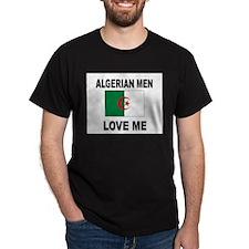 Algerian Men Love Me T-Shirt