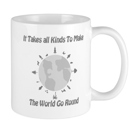 Around the World Mug