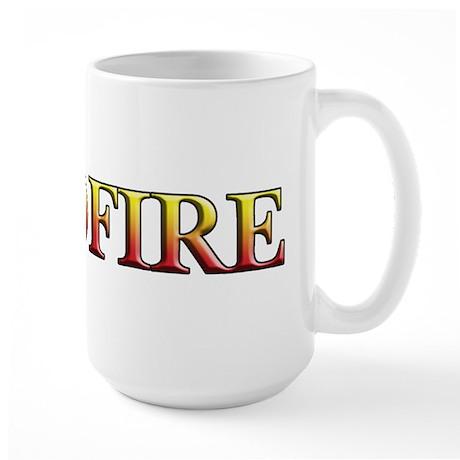 Wildfire Large Mug