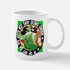 GOING GREEN Small Small Mug
