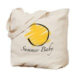 The Summer Baby Tote Bag