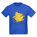 The Summer Baby Kids Dark T-Shirt
