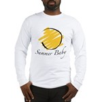 The Summer Baby Long Sleeve T-Shirt