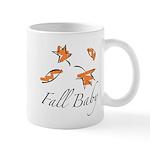 The Fall Baby Mug