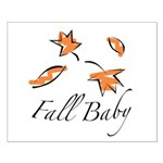 The Fall Baby Small Poster