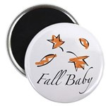 The Fall Baby Magnet