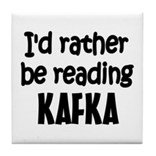Kafka Tile Coaster