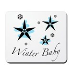 The Winter Baby Mousepad