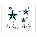 The Winter Baby Small Poster
