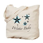 The Winter Baby Tote Bag