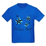The Winter Baby Kids Dark T-Shirt