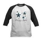 The Winter Baby Kids Baseball Jersey