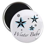 The Winter Baby Magnet