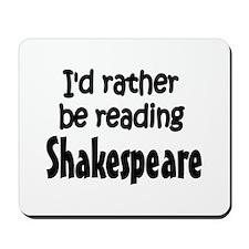 Shakespeare Mousepad
