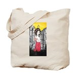 dead girl angel korean melissa ryan Tote Bag