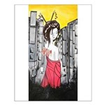 dead girl angel korea mini poster