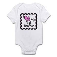 Love Big Brother Infant Bodysuit