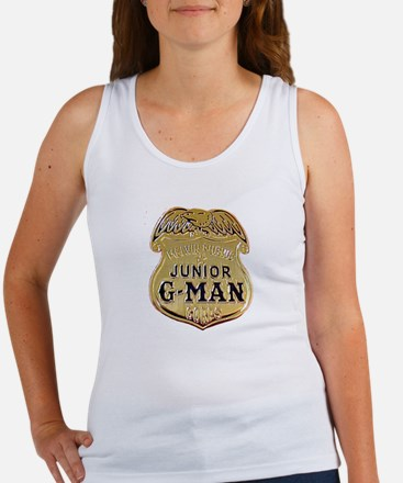 Junior G-Man Corps Women's Tank Top