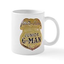 Junior G-Man Corps Mug